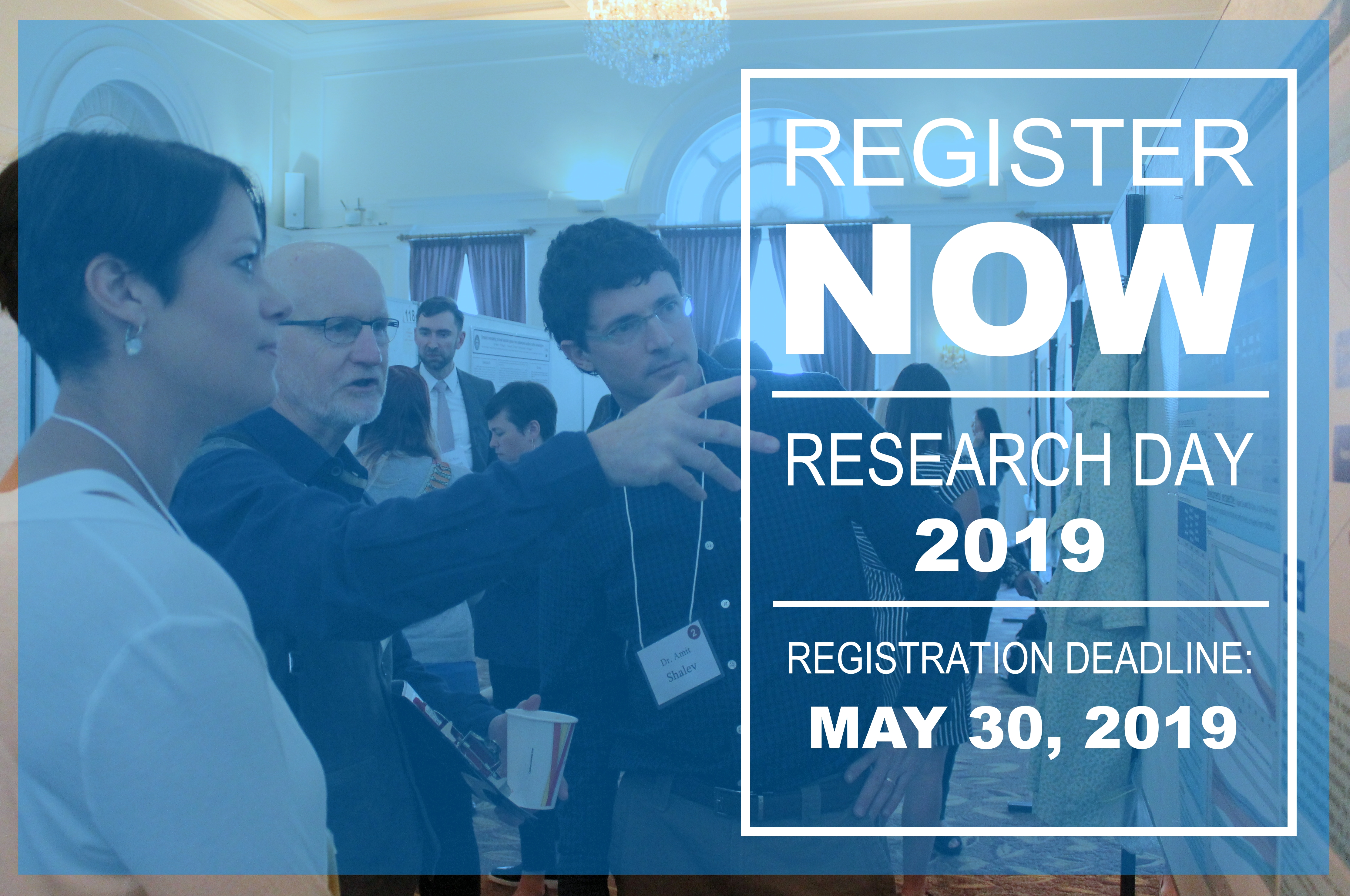 Register Now for Research Day 2019