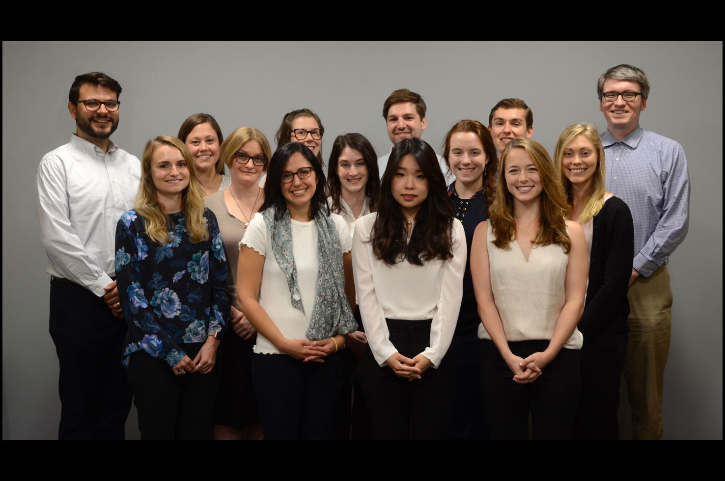 The Department of Psychiatry Welcomes Our New Residents | University