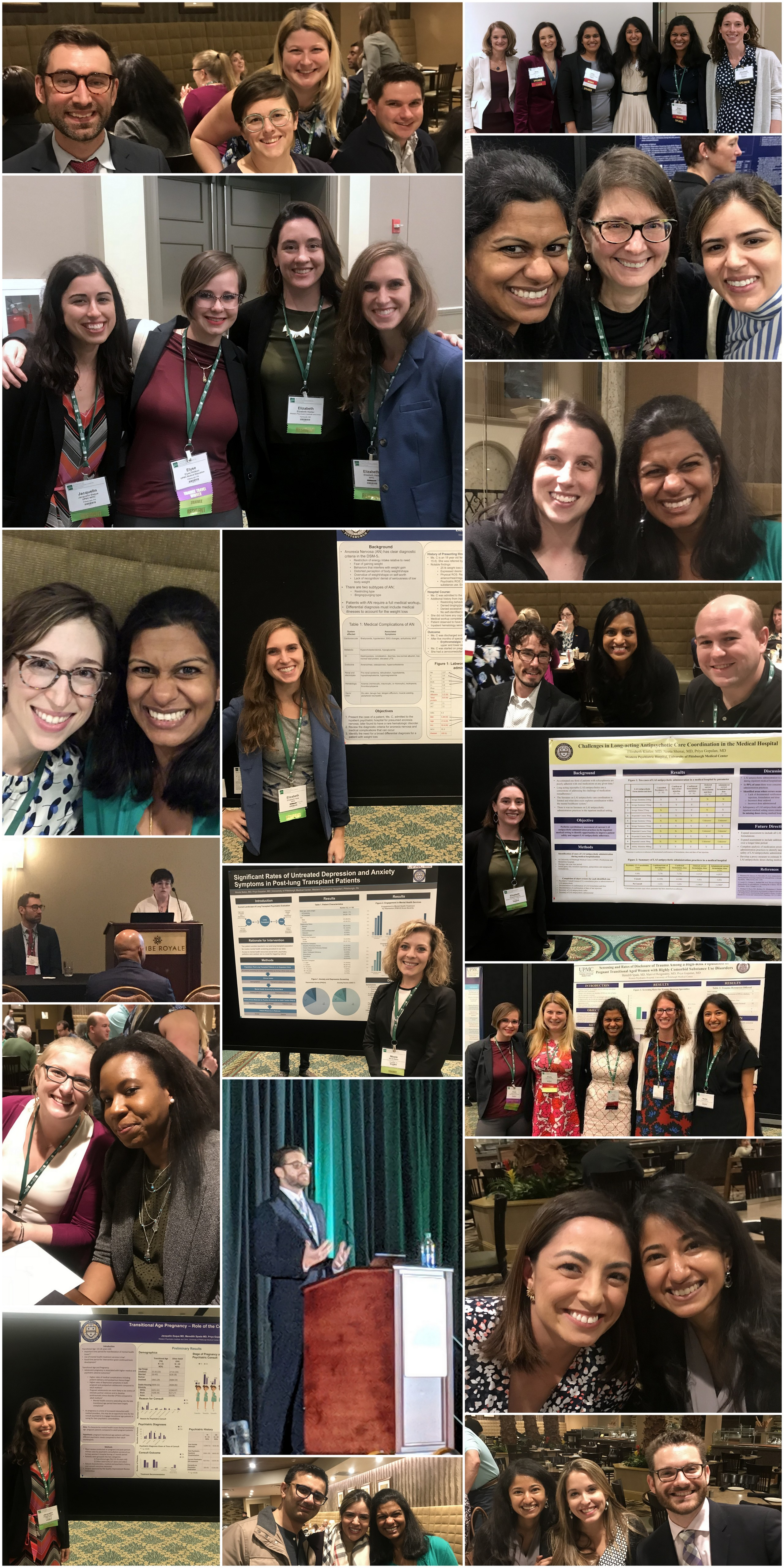 2018 ACLP Photo Montage