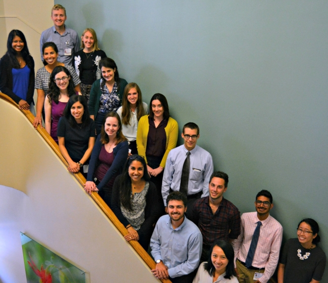 Group Shot of Pitt Psychiatry Residents