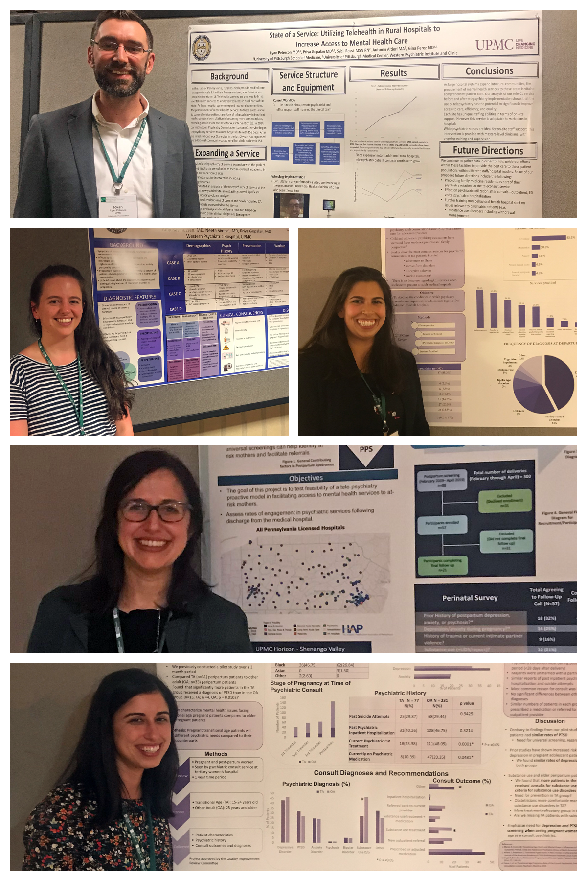 2019 ACLP Poster Session 1