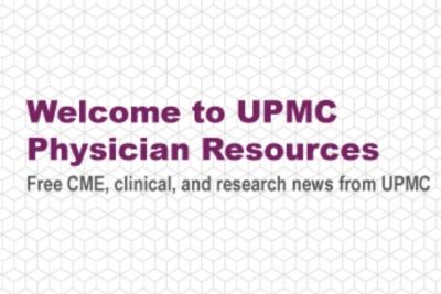 UPMC Physician Resources