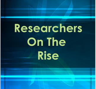 Researchers on the Rise logo