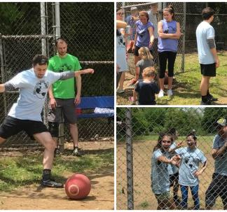 2018 Residents Kick Ball Classic Fundraiser