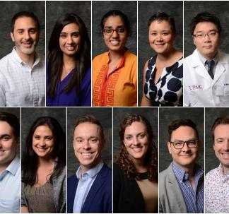 New 2018 Class of Psychiatry Residents
