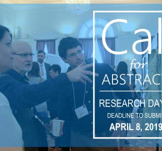 2019 Psychiatry Research Day Call for Abstracts