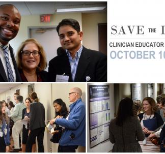Save the Date for October 10, 2019 Clinician Educator Showcase