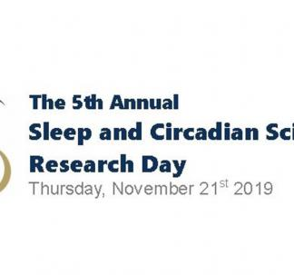 2019 Center for Sleep and Circadian Science Research Day